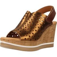 Sapatos Mulher Sandálias Carmela 66165C Marron
