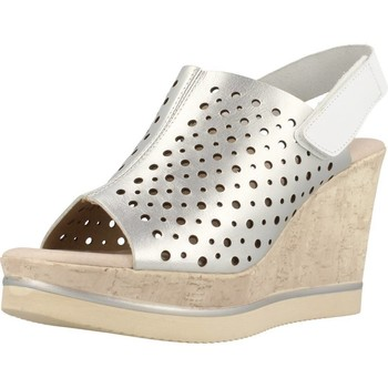 Sapatos Mulher Sandálias Carmela 66165C Silver