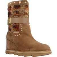 Sapatos Mulher Botins Sommits 5301 Marron