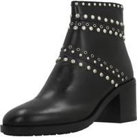 Sapatos Mulher Botas baixas Elvio Zanon I6301N Preto