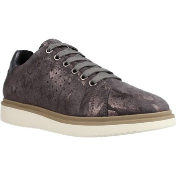Sapatos Rapariga Sapatilhas Geox J THYMAR GIRL Cinza