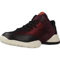 Sapatos Mulher Sapatilhas Geox D SFINGE Vermelho