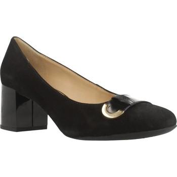 Sapatos Mulher Escarpim Geox D AUDALIES MID Preto