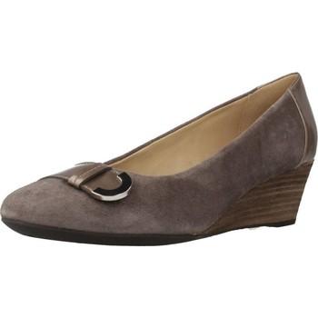Sapatos Mulher Escarpim Geox D FLORALIE Marron