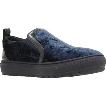 Sapatos Mulher Slip on Geox D BREEDA Azul