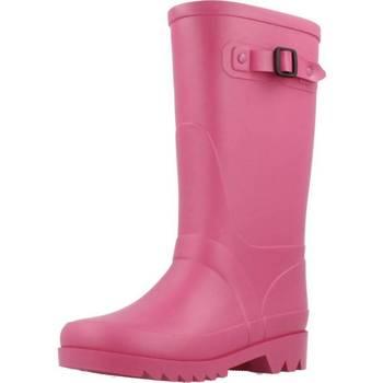 Sapatos Rapariga Botas de borracha Igor W10115 Rosa