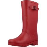 Sapatos Rapaz Botas de borracha Igor W10115 Vermelho