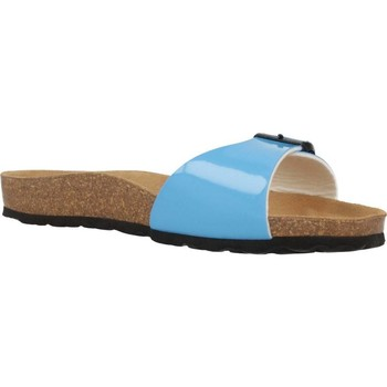 Sapatos Mulher Chinelos Antonio Miro 316601 Azul