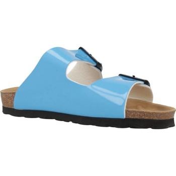 Sapatos Mulher Chinelos Antonio Miro 316603 Azul