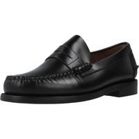 Sapatos Homem Mocassins Sebago 7000300W ANCHO ESPECIAL Preto