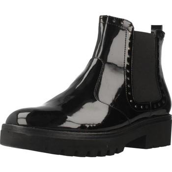 Sapatos Mulher Botas baixas Stonefly PERRY 6 Preto