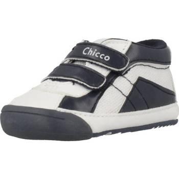 Sapatos Rapariga Sapatilhas de cano-alto Chicco NEMIX Azul
