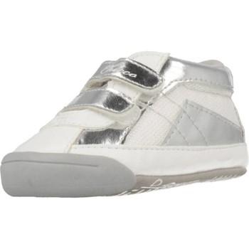 Sapatos Rapariga Sapatilhas de cano-alto Chicco NEMIX Branco
