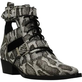 Sapatos Mulher Botins Bronx JACKY BOOT NAPPA Multicolorido