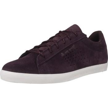 Sapatos Mulher Sapatilhas Le Coq Sportif AGATE PREMIUM Violeta
