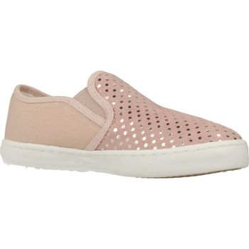 Sapatos Rapariga Slip on Geox J KILWI G.D Rosa