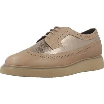 Sapatos Mulher Sapatos Geox D THYMAR E Marron