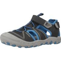 Sapatos Rapaz Sandálias desportivas Gioseppo 47402G Cinza