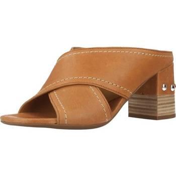 Sapatos Mulher Chinelos Alpe 4214 15 Marron