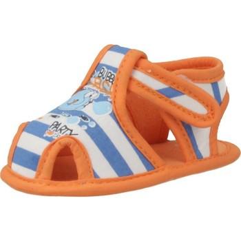Sapatos Rapaz Sandálias desportivas Chicco ORLEAN Laranja