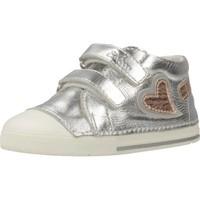 Sapatos Rapariga Sapatilhas de cano-alto Chicco D0RI4NA Silver