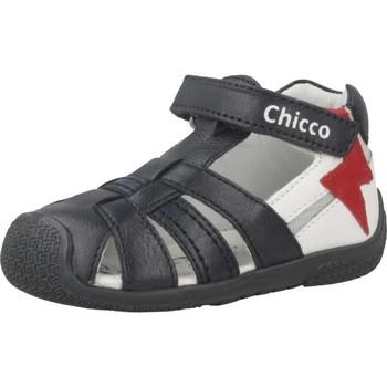 Sapatos Rapaz Sandálias desportivas Chicco GIANPIERO Azul