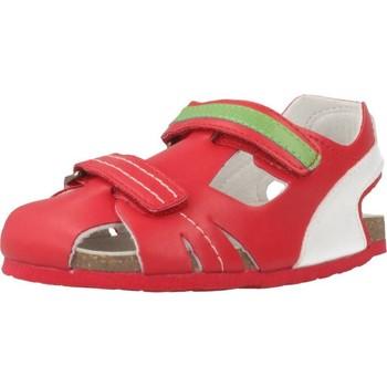 Sapatos Rapaz Sandálias desportivas Chicco HERMAN Vermelho
