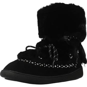 Sapatos Mulher Botas de neve Liu Jo JULIA 02 Preto