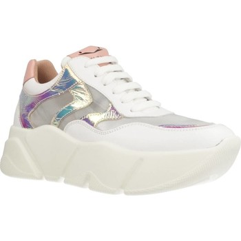 Sapatos Mulher Sapatilhas Voile Blanche MONSTER MESH Branco