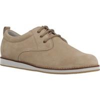 Sapatos Rapaz Sapatilhas Landos 21AE17 Marron