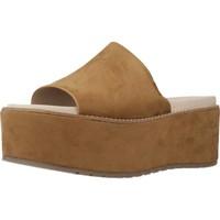 Sapatos Mulher Chinelos Coolway CELIA 19 Marron