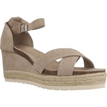 Sapatos Mulher Alpargatas Carmela 66689C Marron