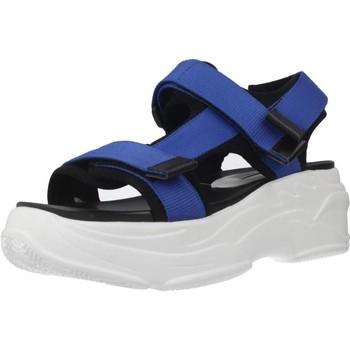 Sapatos Mulher Sandálias Movie's F11 01 Azul