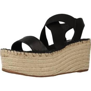 Sapatos Mulher Alpargatas Vidorreta 36400NAML Preto
