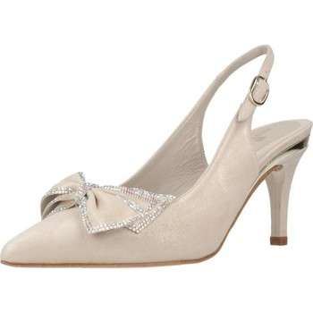Sapatos Mulher Escarpim Argenta 31035 2 Beis