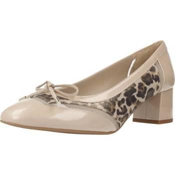 Sapatos Mulher Escarpim Argenta 31420 R Marron