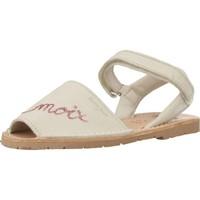 Sapatos Rapariga Sandálias Ria 20090 Beis