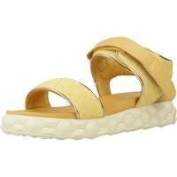 Sapatos Mulher Sandálias Inuovo 116004I Amarelo