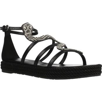 Sapatos Mulher Sandálias Apepazza VTN01 Preto