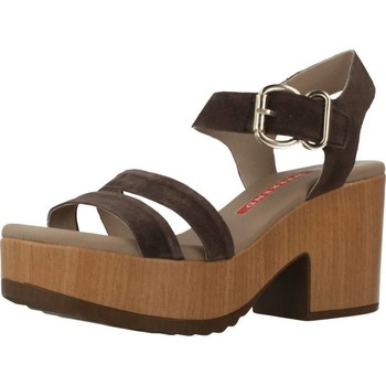 Sapatos Mulher Sandálias Weekend 11342W Marron
