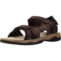 Sapatos Homem Sandálias Stonefly MARK 1 Marron