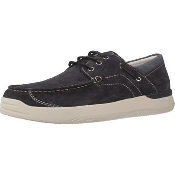 Sapatos Homem Sapato de vela Stonefly 211081 Azul