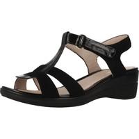 Sapatos Mulher Sandálias Stonefly 210847 Preto
