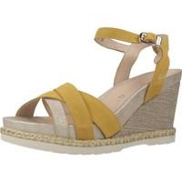 Sapatos Mulher Sandálias Stonefly 211098 Amarelo