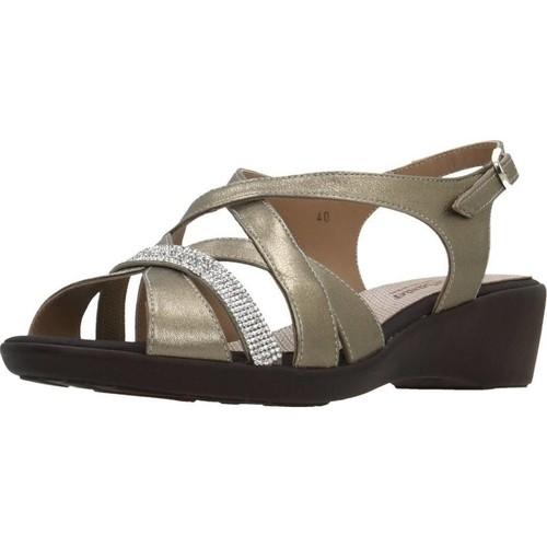 Sapatos Mulher Sandálias Piesanto 180558 Marron