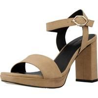 Sapatos Mulher Sandálias Angel Alarcon 19500 750 Marron
