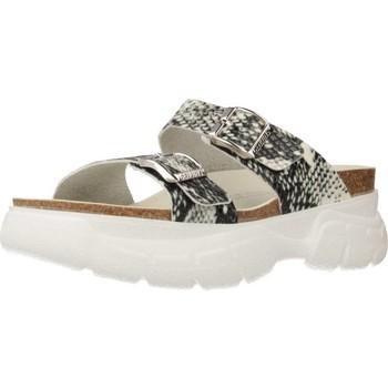 Sapatos Mulher Sandálias Genuins G101815 Multicolorido