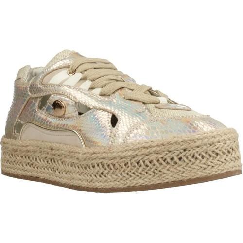 Sapatos Mulher Alpargatas She Sport 64 7611 Ouro