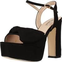 Sapatos Mulher Sandálias Different 64 8504 Preto