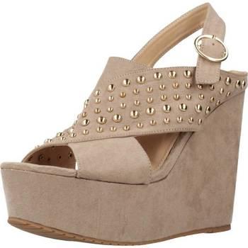 Sapatos Mulher Tamancos Different 64 8549 Marron